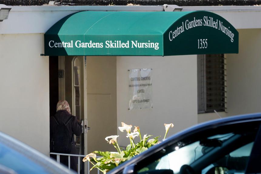 San Francisco to test all people at skilled nursing facilities for coronavirus