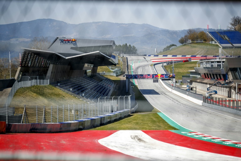 Formula One plans for 'isolated environment' to launch season in Austria