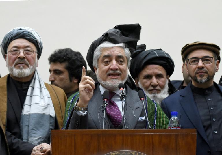 Afghan president, feuding rival reach 'tentative' agreement