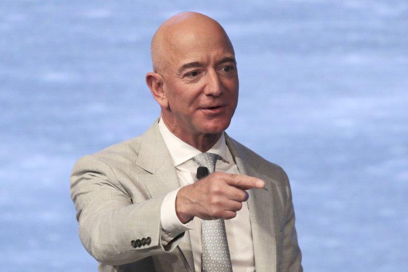 US House panel wants Bezos to testify in antitrust probe