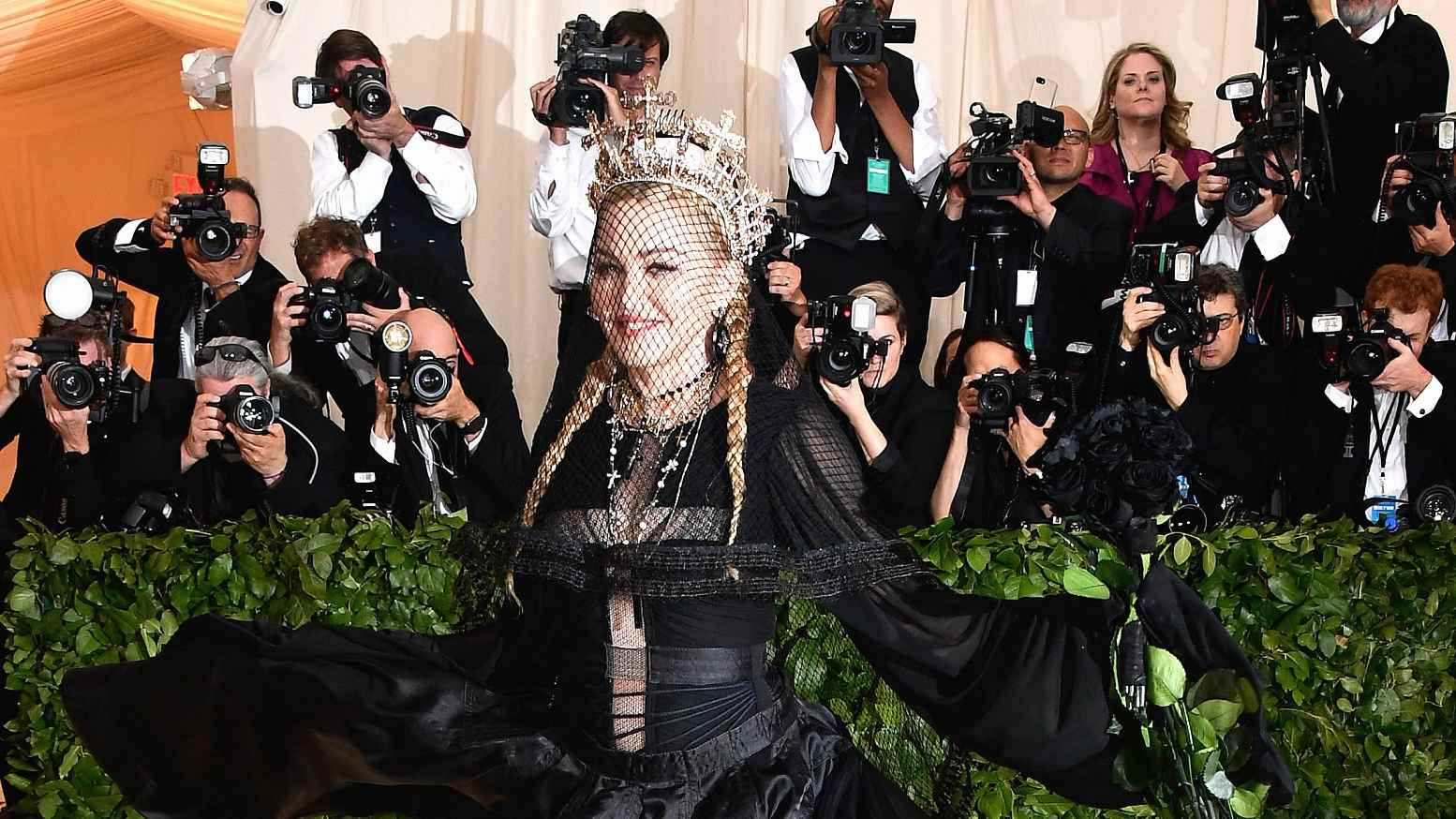 American pop icon Madonna claims she has COVID-19 antibodies