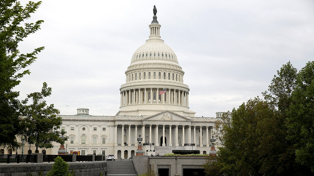 Rare unity in US Congress on refusing Trump virus tests