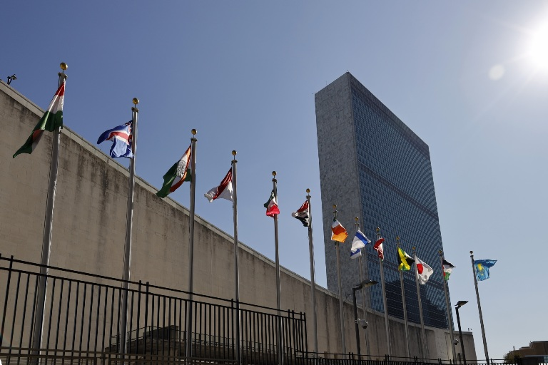 China firmly opposes US support of Taiwan joining UN
