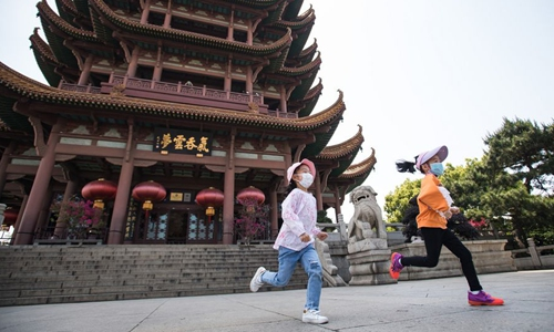 Hubei, Wuhan yet to be top destinations amid sharp tourist declines on May 1