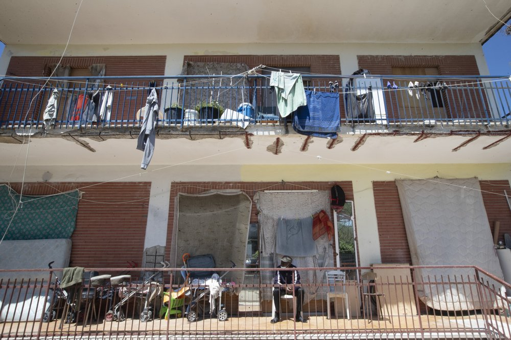 Misery of Italy's migrants grows not from virus but lockdown