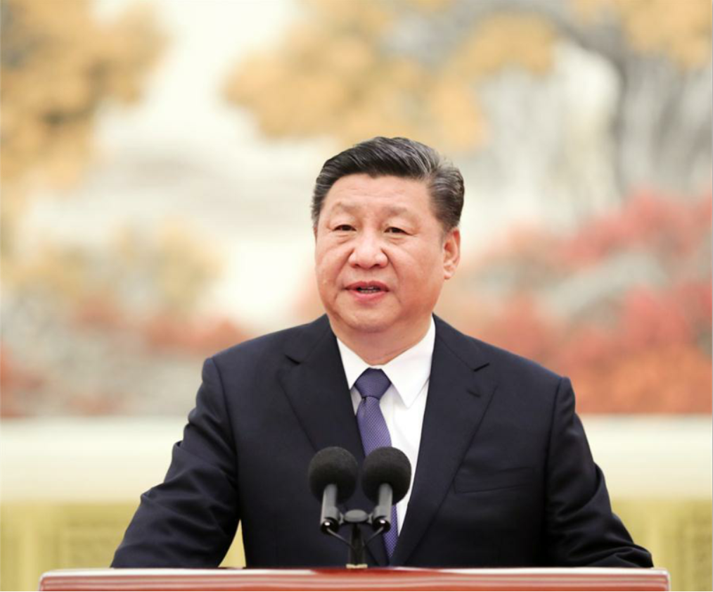Xi extends greetings to young Chinese ahead of Youth Day