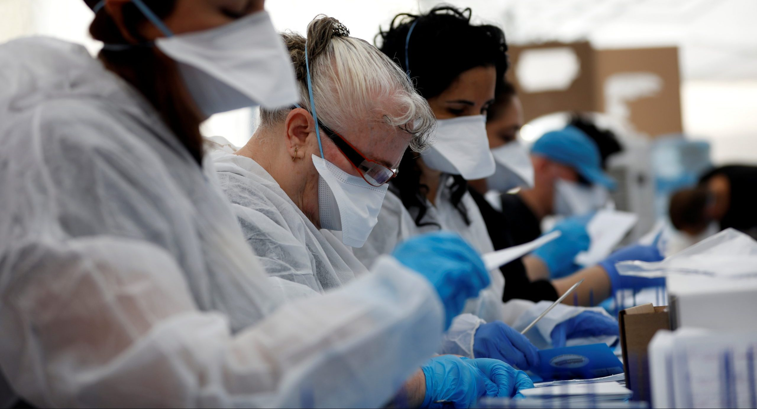 Israel sees COVID-19 cases increase to 16,193