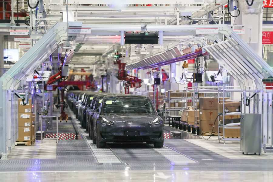 Tesla to build 4,000 Model 3s per week in Shanghai by mid-2020