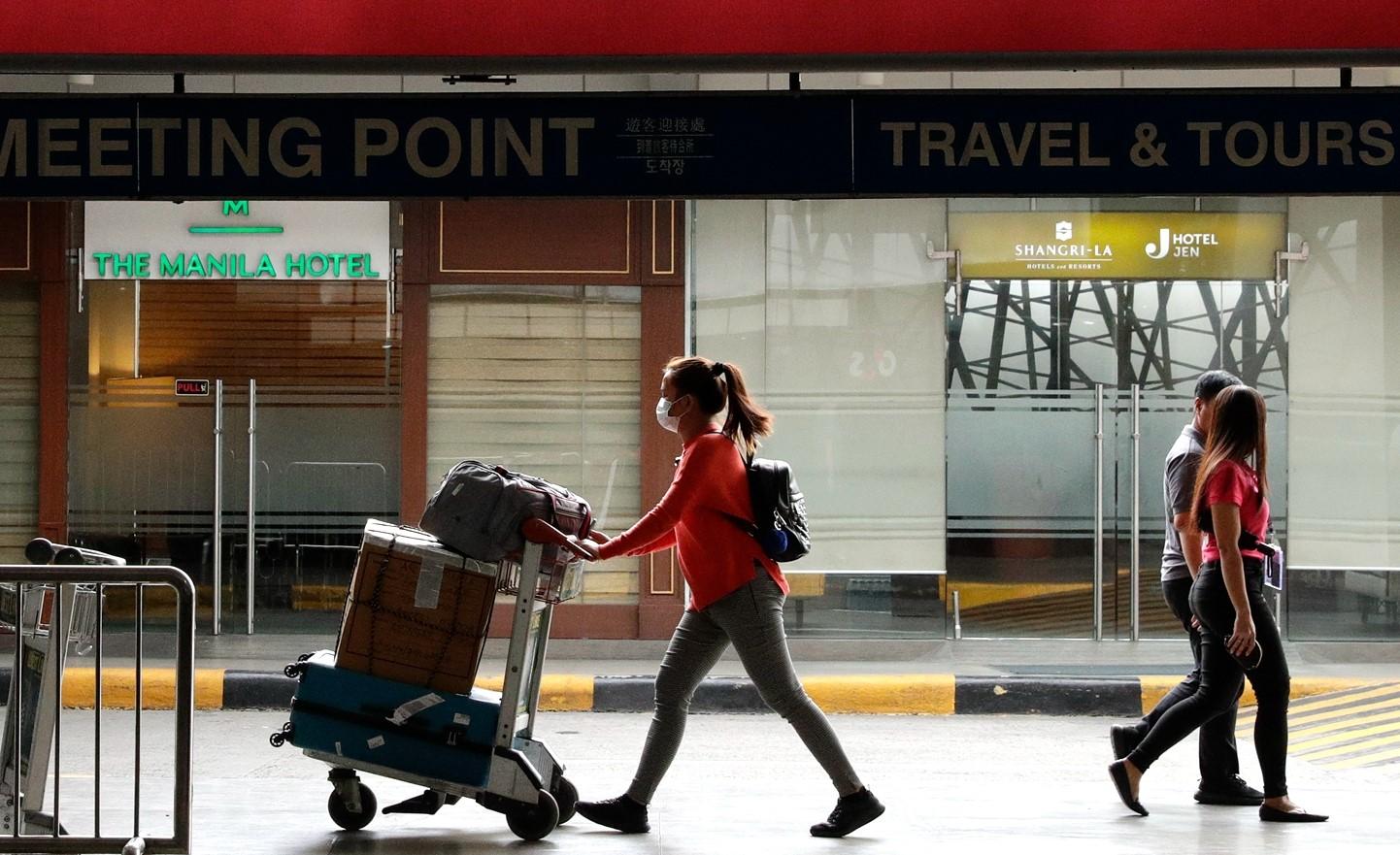Philippines Q1 tourism revenue dips 35% due to COVID-19