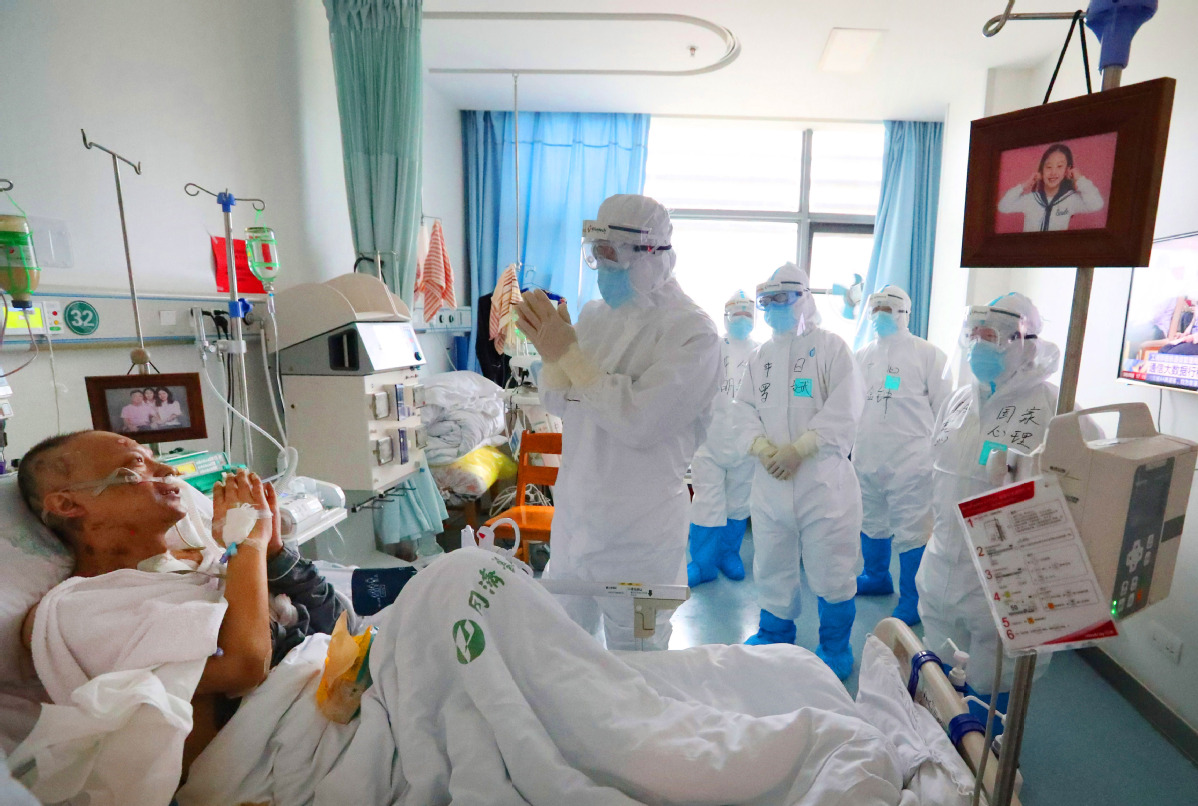 Medical symposiums during Wuhan outbreak helped fight disease
