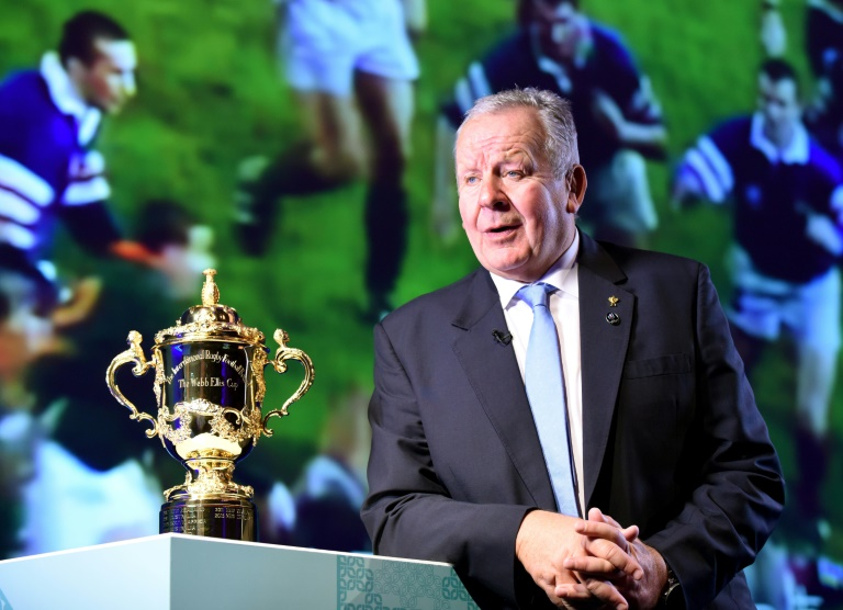 Global season in 'embryo stage' for World Rugby chief Beaumont