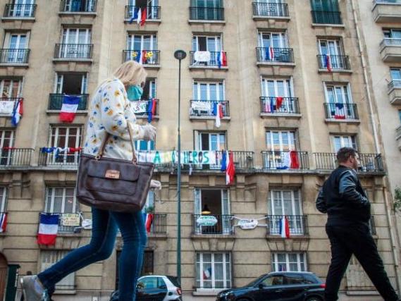 French coronavirus quarantine to spare travelers from Schengen area and UK