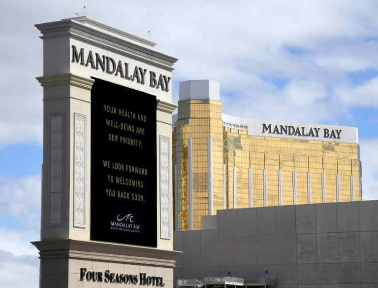 MGM pitches plan for NBA to finish season in Vegas