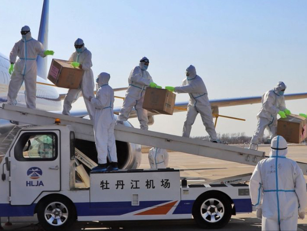 Chinese mainland reports 3 new confirmed COVID-19 cases