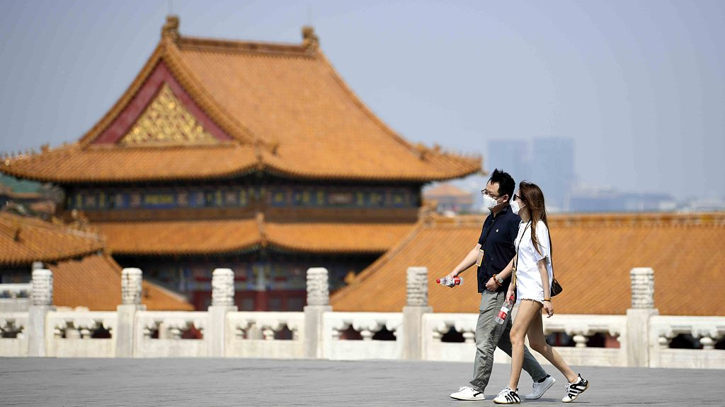 China's travel industry reopens in time for May Day holiday