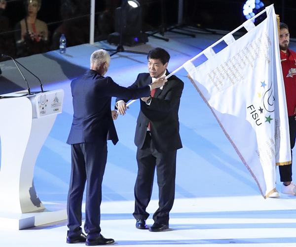 FISU: 2021 Chengdu Summer Universiade still on track