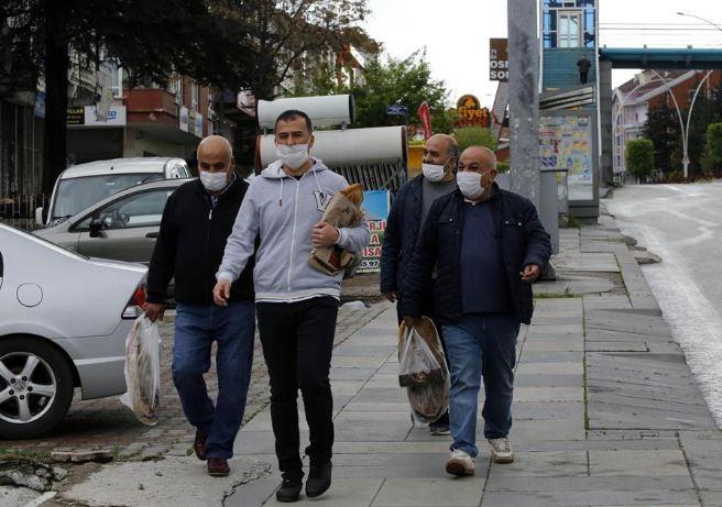 Turkey's Erdogan announces steps to gradually ease COVID-19 restrictions