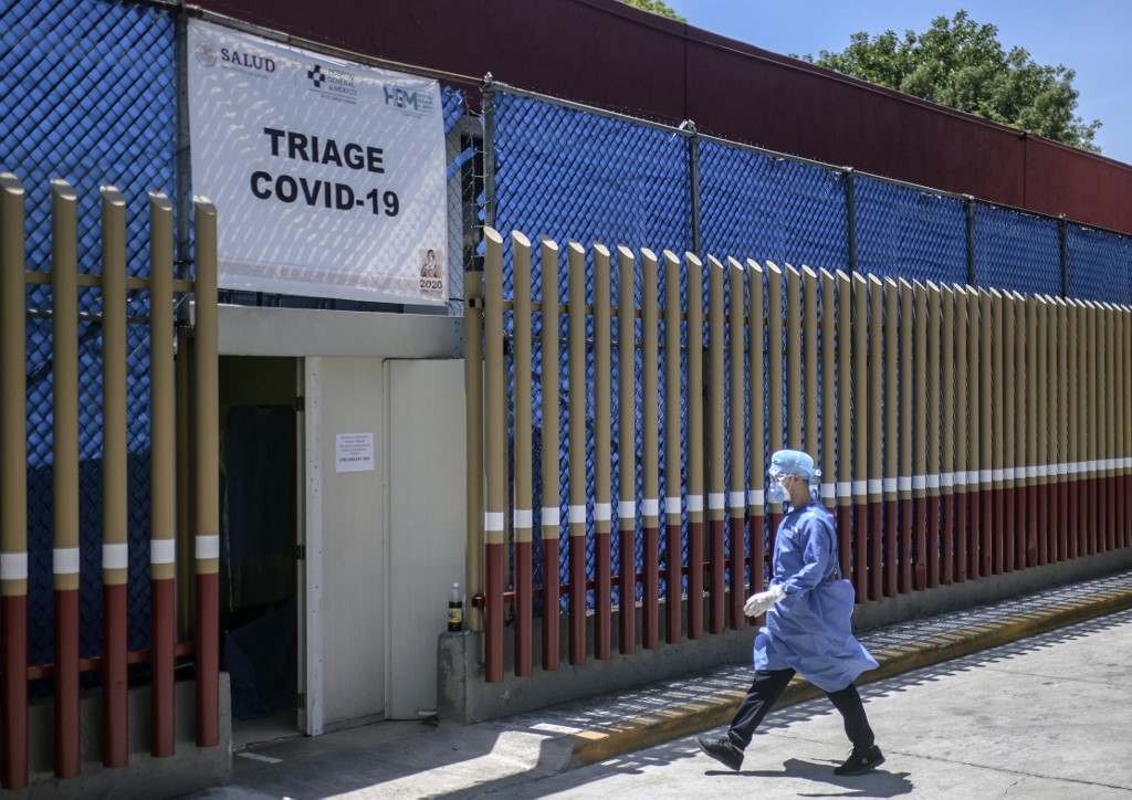 Mexico reports 1,434 new COVID-19 cases, 117 more deaths