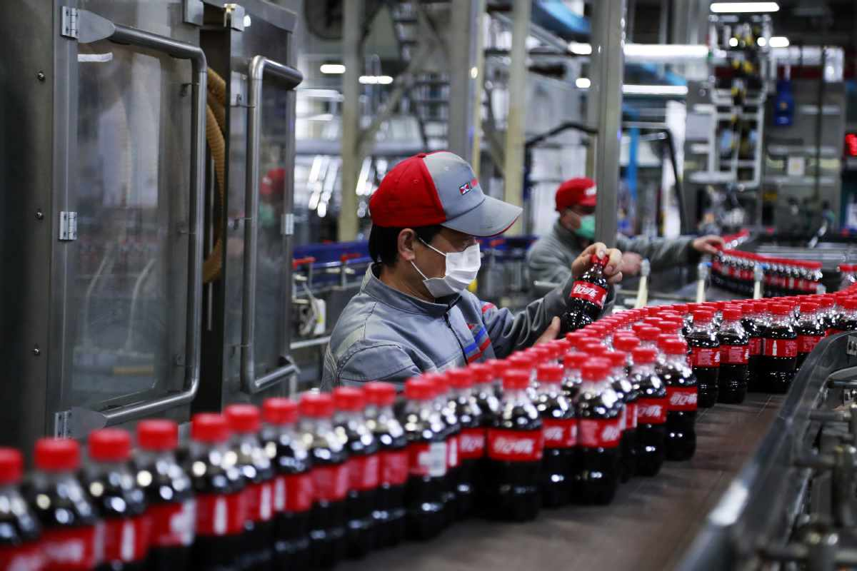 Foreign firms optimistic about rebound