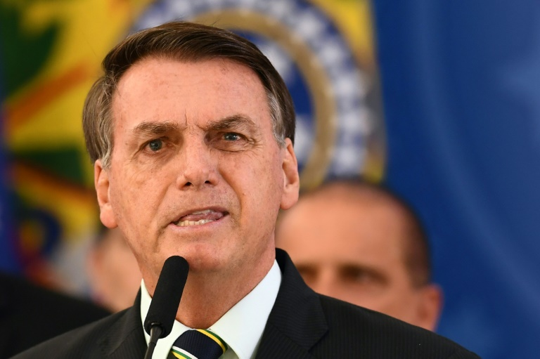 Brazilian president names new head of Federal Police