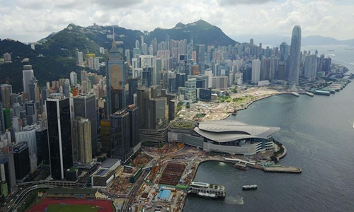 HK Q1 economy posts biggest contraction since 1974