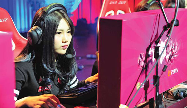 China has 532 mln online gamers: report