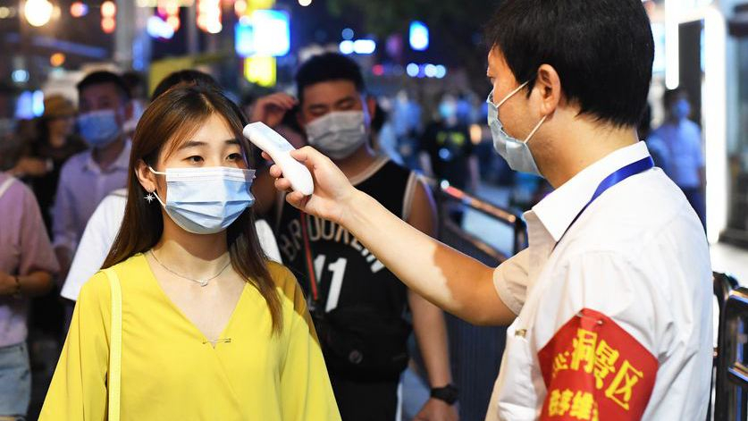 Beijing reports no new COVID-19 cases for 19 consecutive days