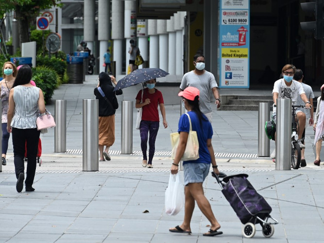 Singapore reports 788 new COVID-19 cases, raising total to 20,198