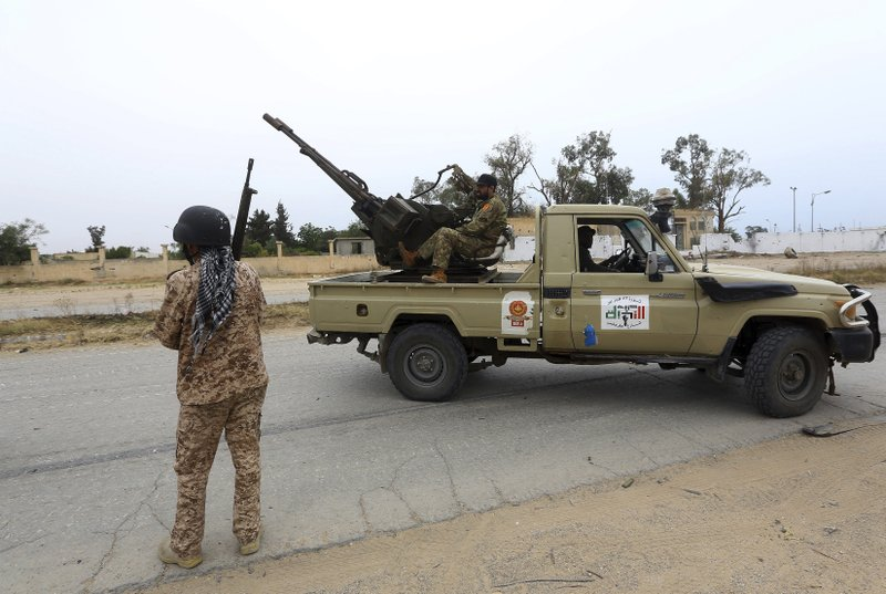Chinese diplomat calls for ceasefire in Libya to fight COVID-19