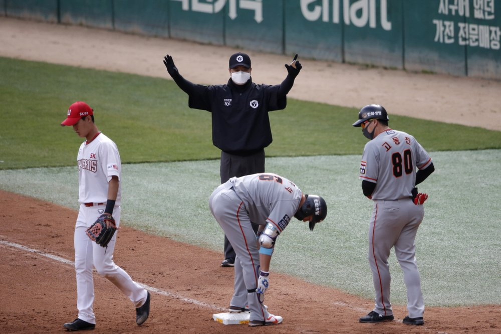 S. Korea has low daily increase as sports resume