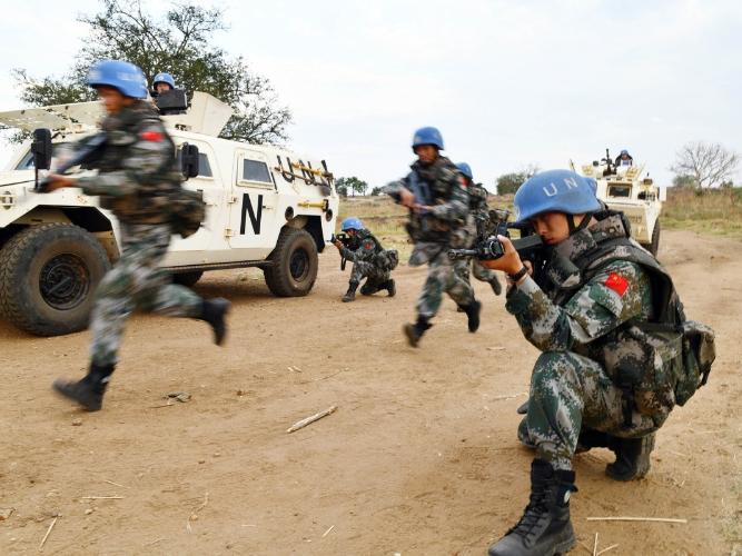 China makes full payment to UN regular budget