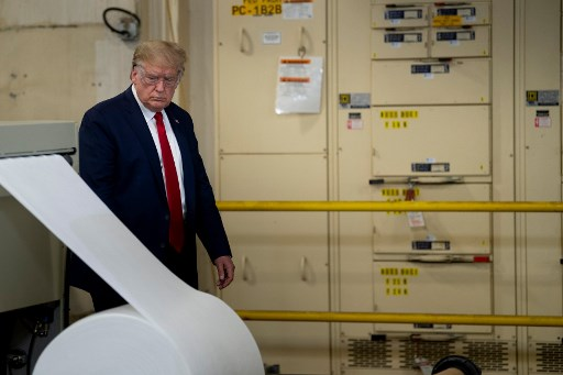 Trump admits US reopening will cost more lives