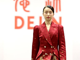 Livestream fashion show staged in Beijing amid COVID-19 pandemic