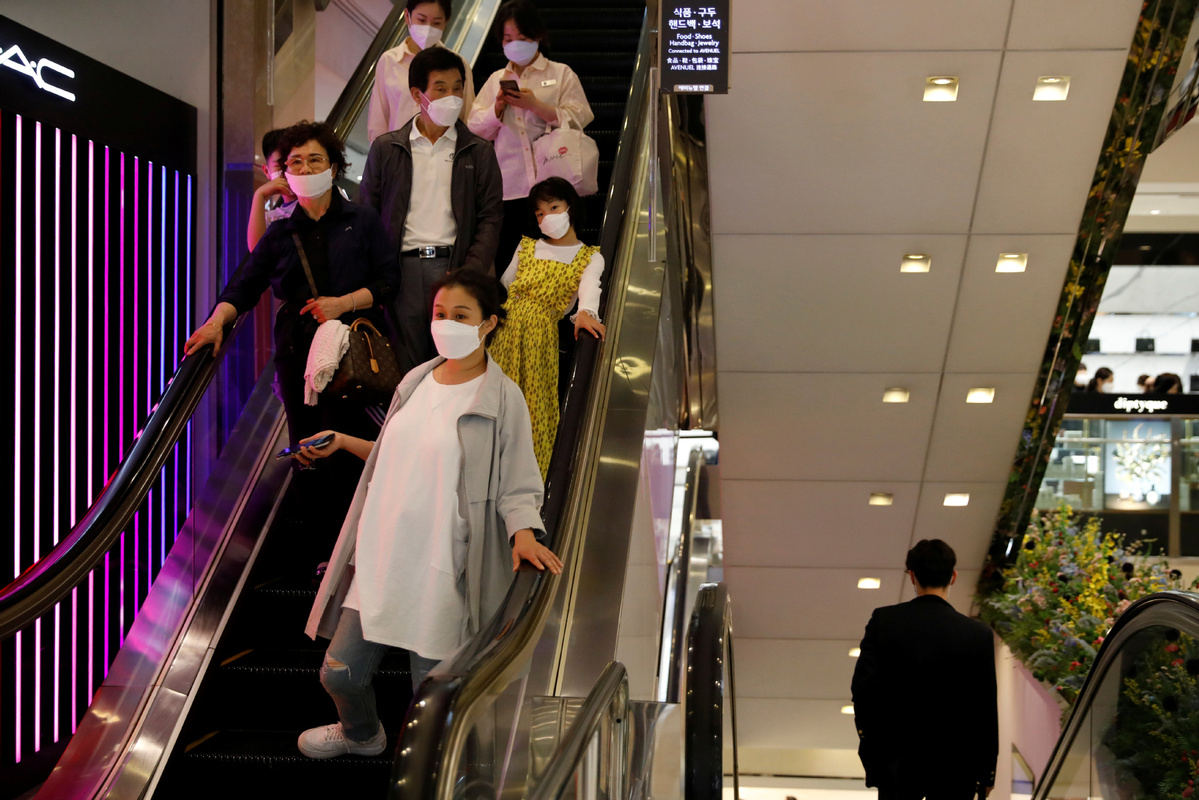 S.Koreans prepare to return to normal life amid slowing COVID-19 outbreak