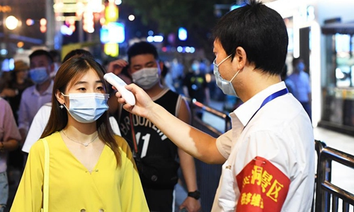 21 Chinese provincial-level regions lower COVID-19 response to level 3