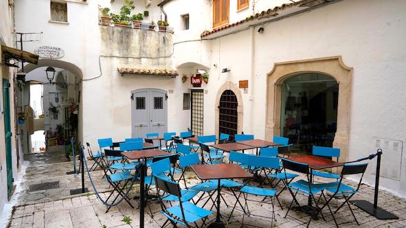 Italian resort wonders when it will see visitors