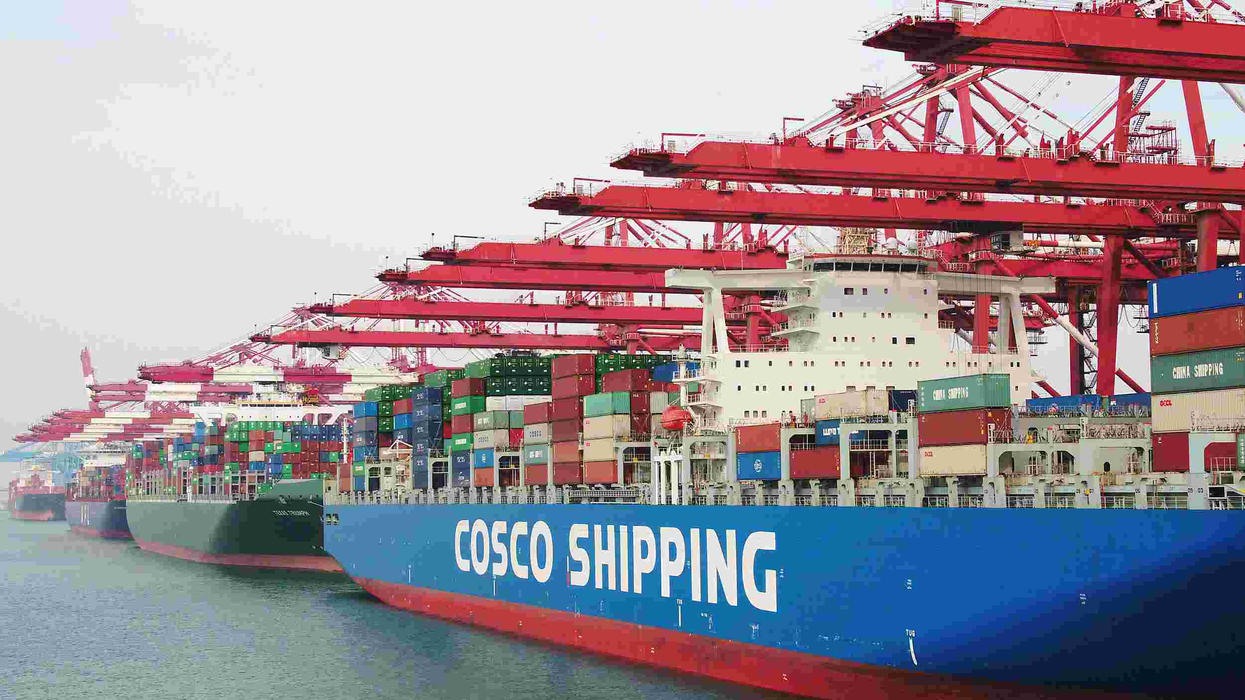 China's foreign trade still under downward pressure: ministry