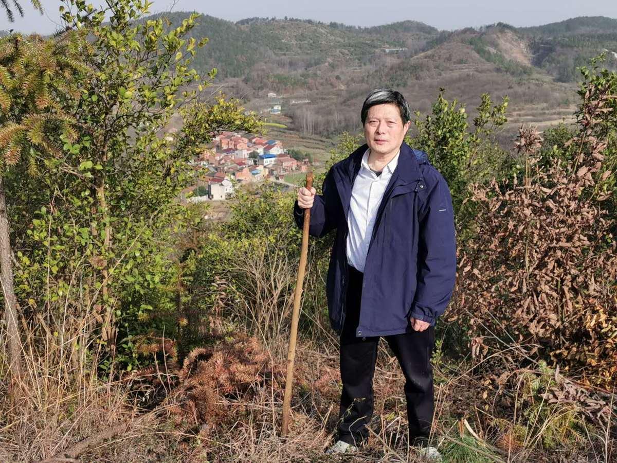 Veteran's front-line battle to save a village