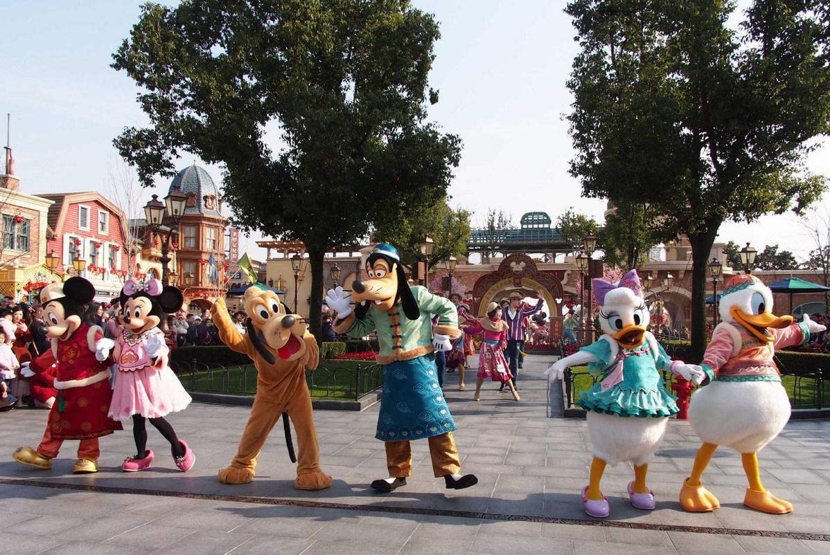 Shanghai Disneyland set to reopen next week