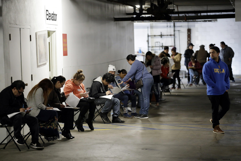 33 million have sought US unemployment aid since virus hit
