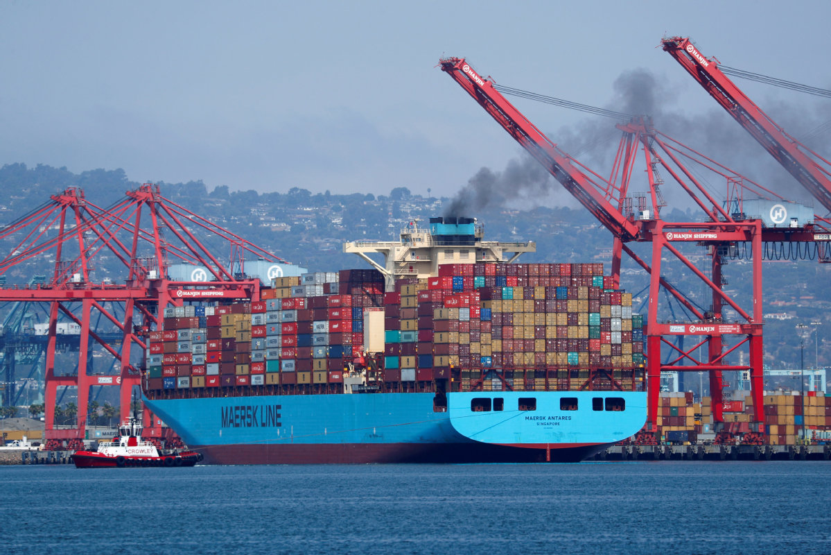 China-US trade down 12.8% in Jan-April amid souring ties and pandemic