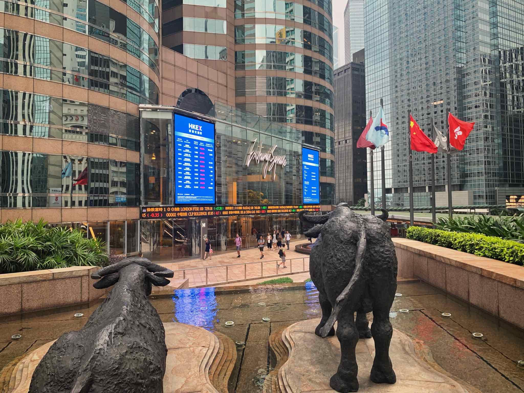 Hong Kong stocks open 0.07 pct lower
