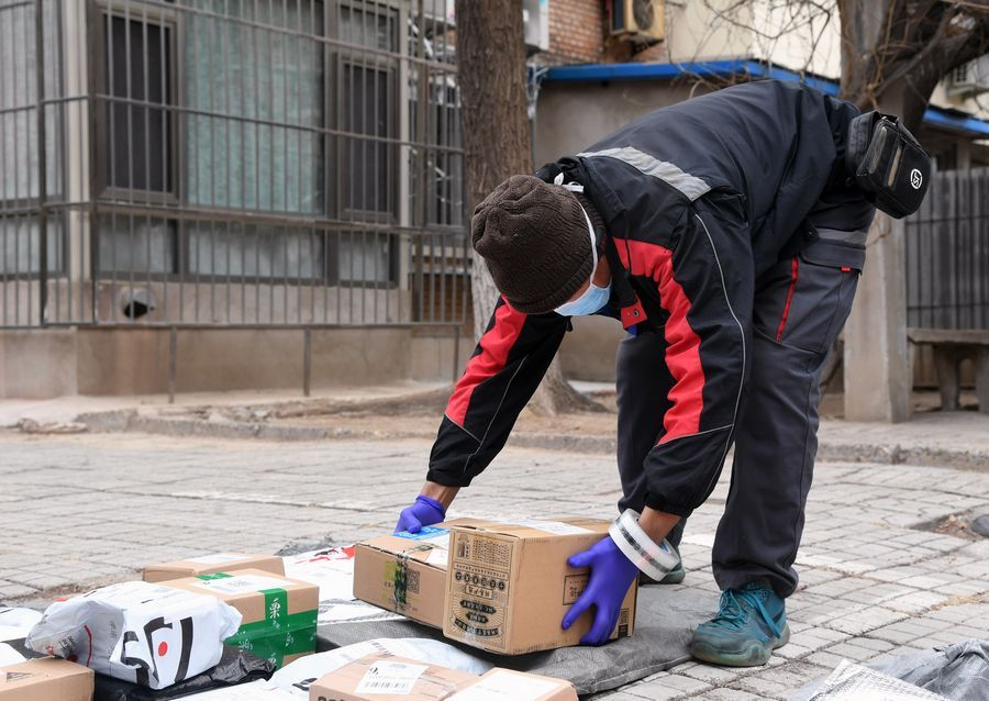 Courier sector delivers rapid growth over holiday
