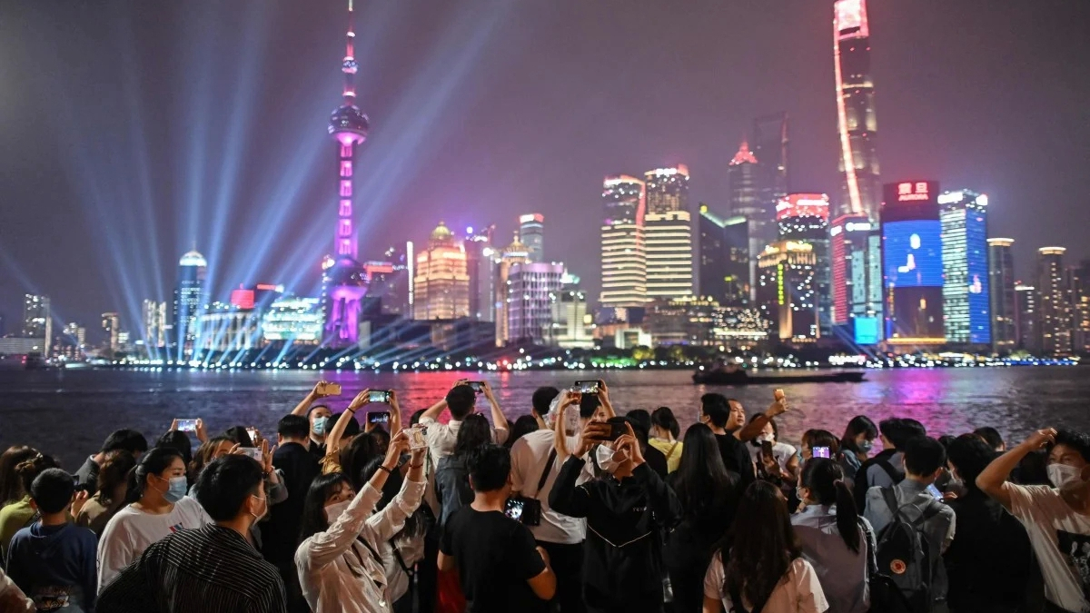 China's economy shows post-pandemic resilience