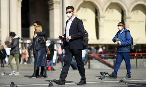 Fighting pandemic gives EU chance to be stronger