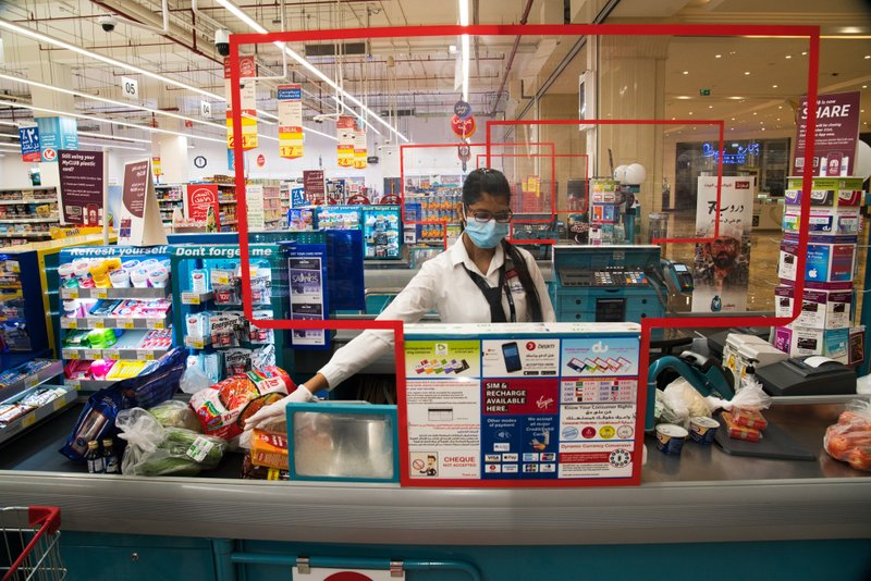Foreigners on front lines of pandemic in Gulf Arab states