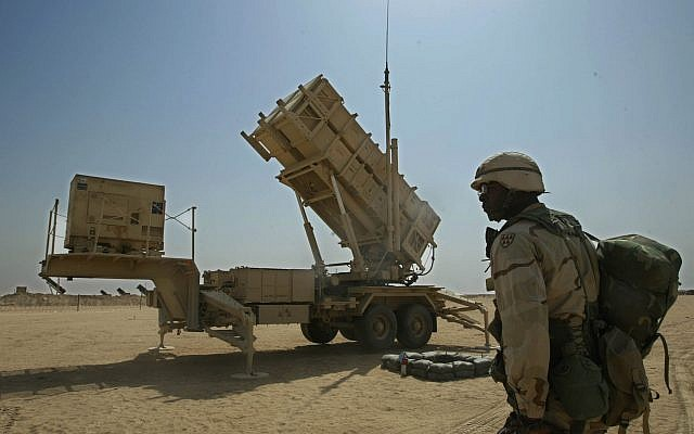 US to remove Patriot missiles out of Saudi Arabia