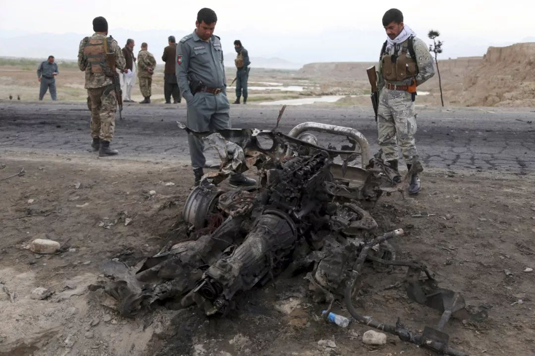3 provincial police including police chief killed in bomb attack: Afghan official