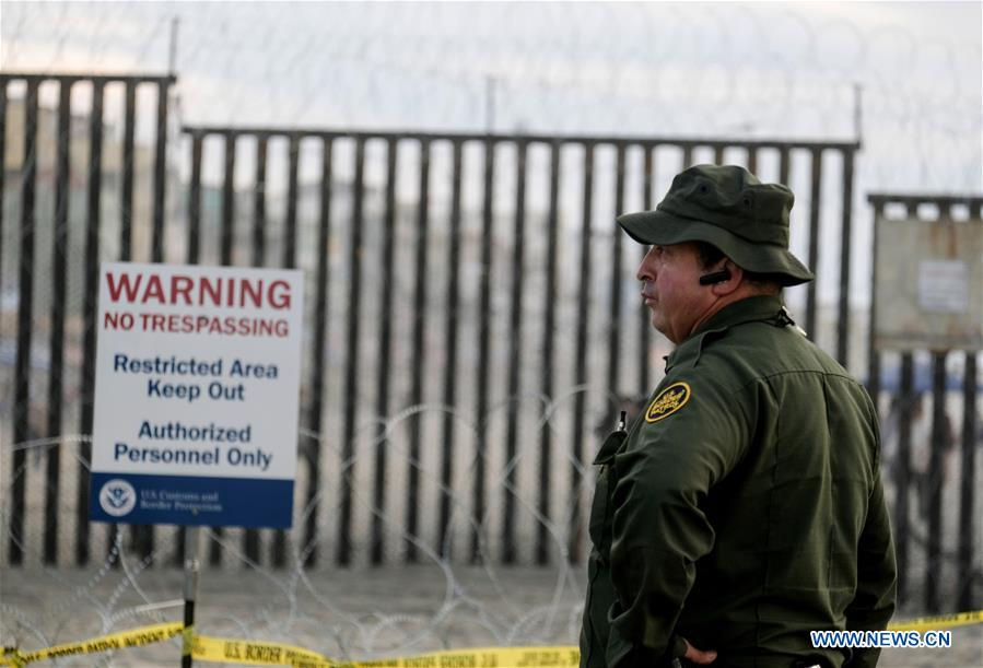Official: Strict US border policy may remain as virus eases