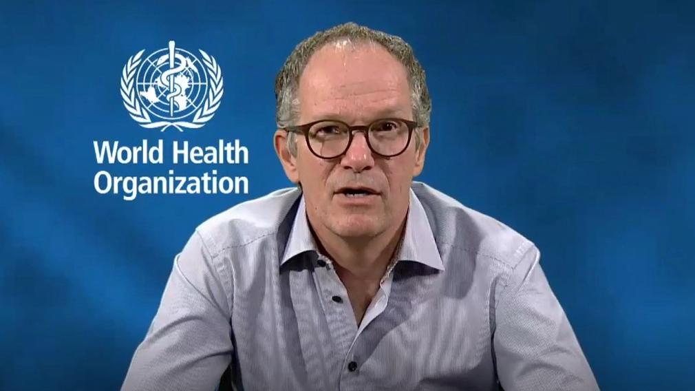 WHO expert: COVID-19 virus originates from nature, animal research underway
